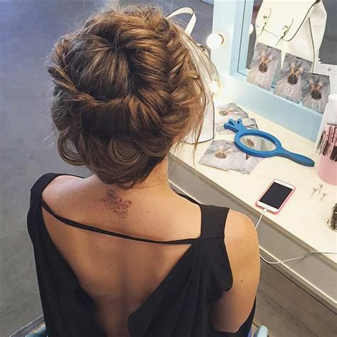 hairstyles by mehtap instagram 35 gorgeous updos for bridesmaids page 2 of 3 stayglam