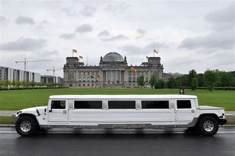 stretch limo prices limousine ride and show for birthday berlin