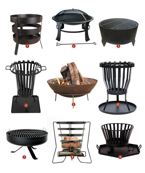 Outdoor Patio Decor Ideas Shopping For Firepits Sa Garden And Home