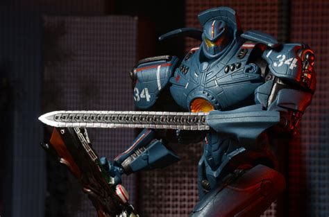 danger 5 figures neca s pacific series 4 gipsy danger and tacit ronin