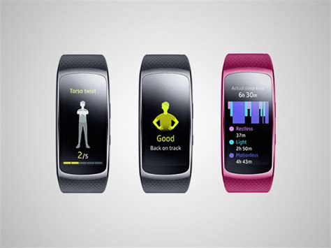 Samsung Gear Fit New Terlaris here is how much the new samsung gear fit 2 pro will cost