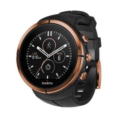 Murah Jam Tangan Suunto Ambit3 Vertical Black Seri Terbatas Ci 60l Goo jual jam tangan suunto spartan bergaransi harga murah