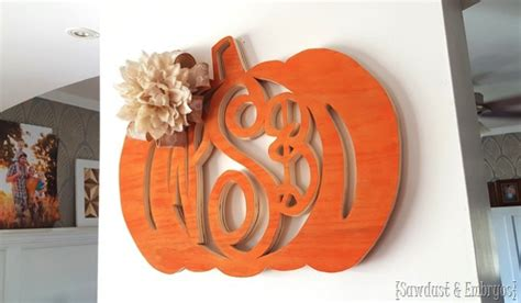 monogrammed scroll  pumpkinpng