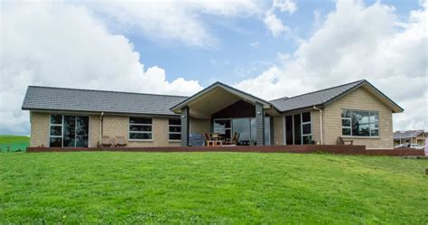 grand rural home aj homes builders morrinsville