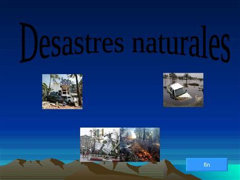 imagenes de tragedias naturales desastres naturales
