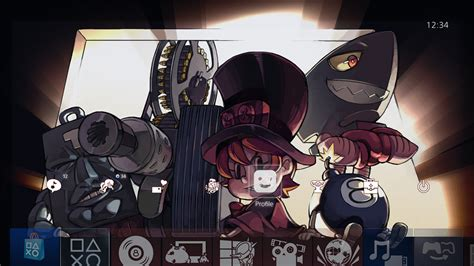 ps4 themes sports skullgirls ps4 theme on ps4 official playstation store us