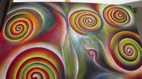 imagenes oleos abstractos pintura al 243 leo abstracto moderno youtube