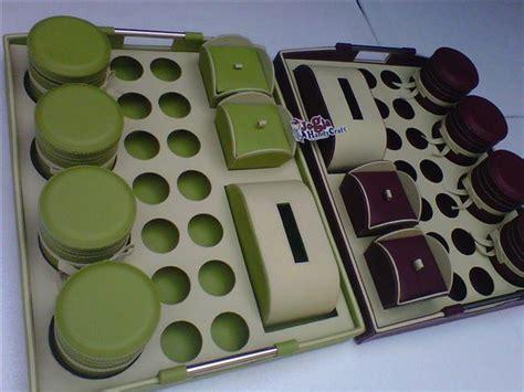 Jam Tangan Set 4in1 Geneve 2 trayset praktis jumbo set tray vinyl 4in1