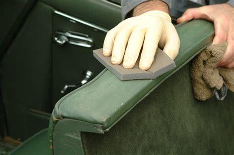 Lederpflege Beige Autositze by Verh 228 Rtete Und Geschrumpfte Leder Lederzentrum