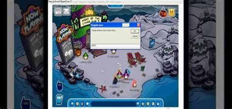 hack backgrounds  club penguin  web games