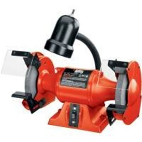black and decker 6 inch bench grinder black decker 6 quot bench grinder part no 9407 power