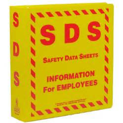 Msds Cover Sheet Template by Msds Binder Gallery
