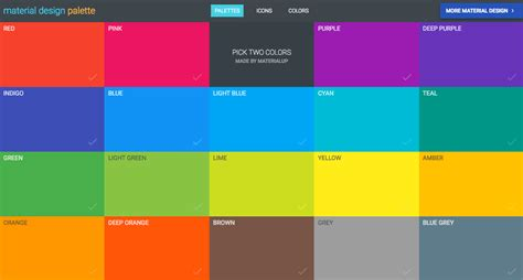 2017 color palette web design trends for 2017 top 10 cornelius james
