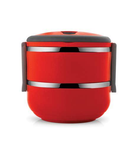 Kitchen Cabinets India Celestial Lunch Box Red By Celestial Online Lunch