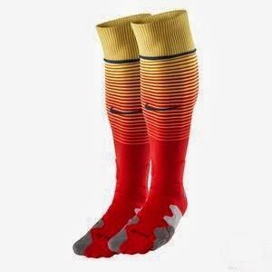 Kaos Spandex Nike 09 kaos kaki barcelona away big match jersey toko grosir