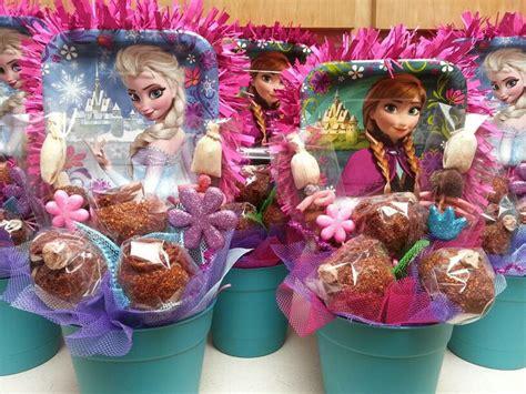decoracion de bombones para fiestas centros de mesa frozen mis creaciones y mas pinterest