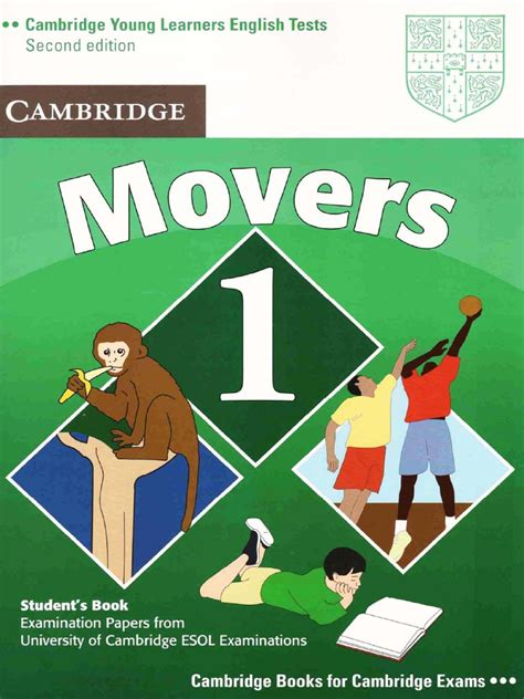 cambridge english movers 1 1316635945 cambridge yle tests movers 1 pdf