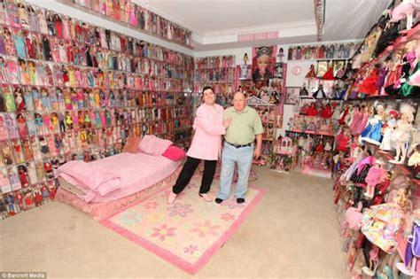 collector house el hombre de las mu 241 ecas barbie marcianos