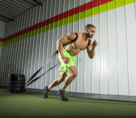 weight sled workout