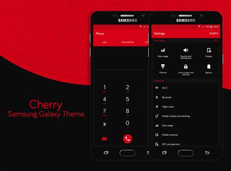 themes cherry mobile cherry theme samsung galaxy note5