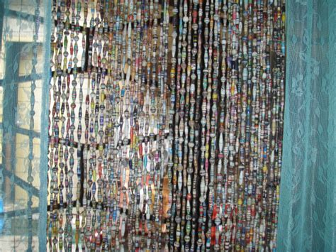 Paper Bead Curtain Paper Beads And Jewelry