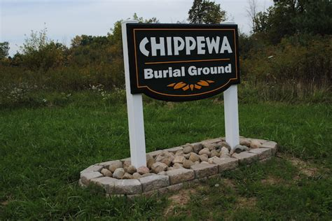 Genesee County Michigan Records Chippewa Burial Ground Gaines Township Michigan Burial Records