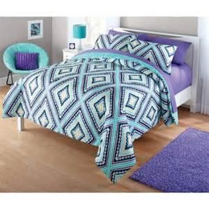 your zone 2 piece geo aztec comforter set walmart com