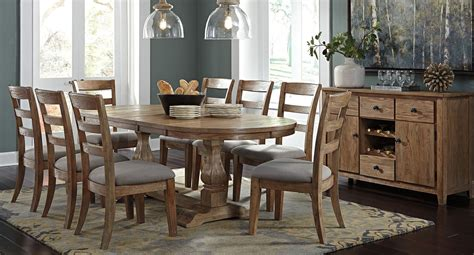 danimore dining room table danimore oval dining room set casual dining sets
