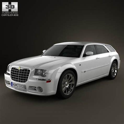chrysler 300c wagon for sale chrysler 300c wagon 2009 3d model hum3d