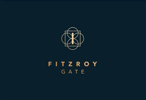 bedroom eyes fitzroy fitzroy gate branding by evolve