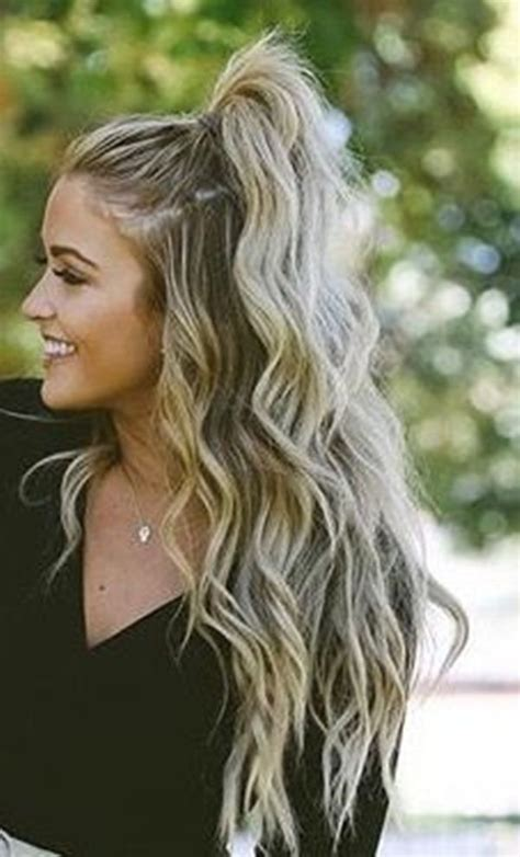 cute hairstyles for girls with blonde hair 40 cute hairstyles for teen girls teen girls and hair style