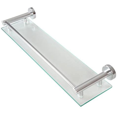 mensola di vetro aquamarin 174 mensola bagno ripiano di vetro mensola vetro