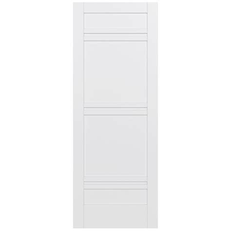 Jeld Wen 36 In X 96 In Moda Primed Pmp1071 Solid Core 36 X 96 Interior Door