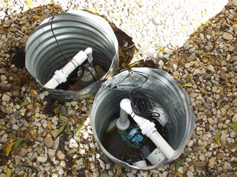 sump pump in backyard backyard drainage pump outdoor furniture design and ideas