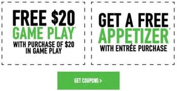 About dave and busters coupons on pinterest coupon dave and busters