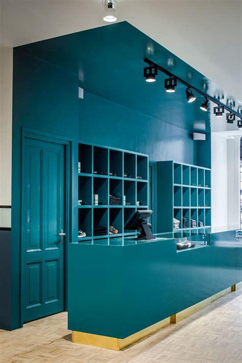 design clothes amsterdam framework studio creates an elegant interior for amsterdam