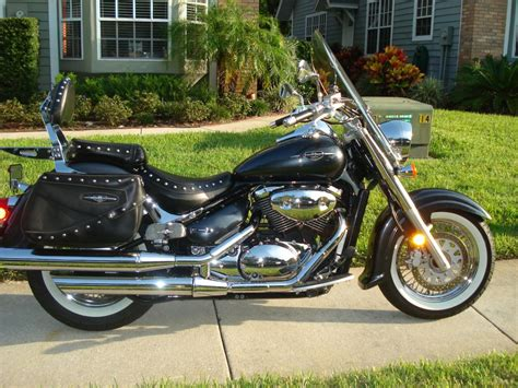 Suzuki Boulevard Motorcycles For Sale 2006 Suzuki Boulevard C50t For Sale Palm Harbor Fl