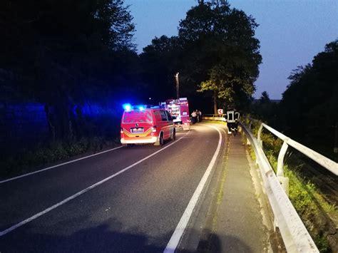 Motorrad Unfall Windeck by Motorradfahrerin Bei Sturz Schwer Verletzt Sturz In 10m