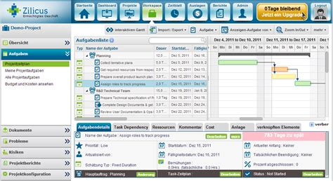 early preview of online project management software