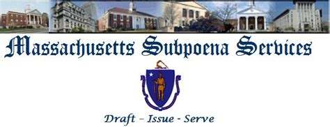 Subpoena Phone Records Divorce Issue Draft And Serve Subpoena Ma