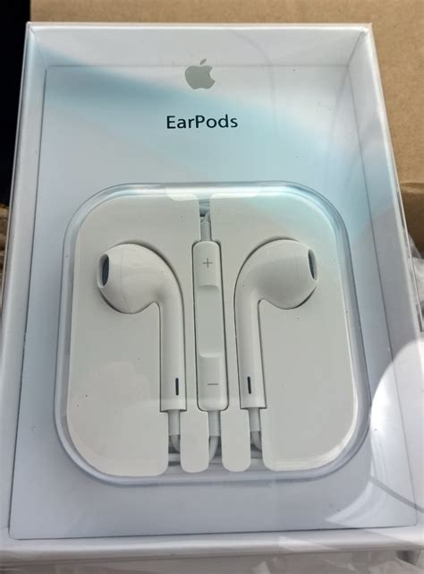 Earpods Iphone Original 1 audifonos earpods original apple iphone ipod en caja