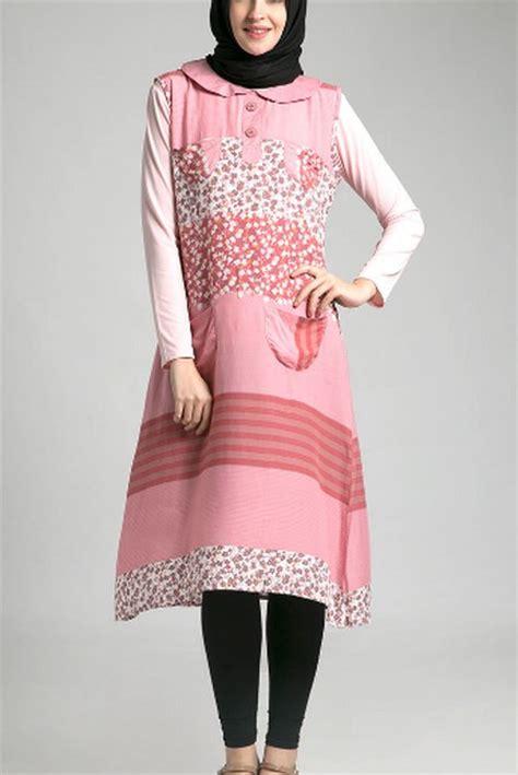 Baju Atasan Wanita Blouse Batik Sita Tunik 5 model tunik terkini untuk lebaran 2016 ide model busana