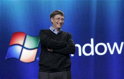 Windows Vista Launch Bill Gates Speech 3 The One Where They Talk About Libraries And We See The Feeling by Q A With Bill Gates Extended Version The Microsoft
