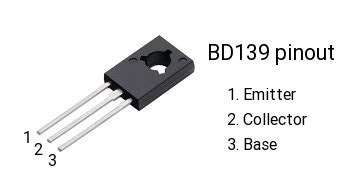 bd139 power transistor bd135 transistor medium power silicon npn transistor