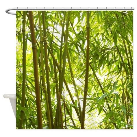 bamboo cafe curtains bamboo forest shower curtain by artsciencespirit