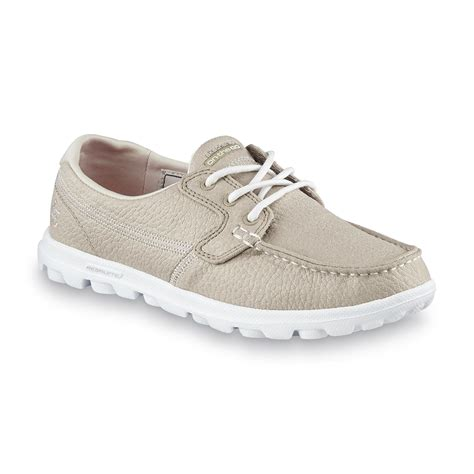 skechers on the go boat shoes skechers s on the go cruise white boat shoe