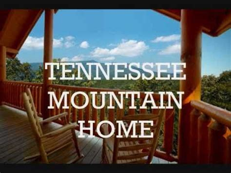 my tennessee mountain home country