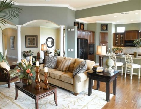 Model Home Interiors Model Home Interior Decorating Gooosen