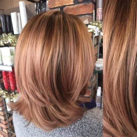 single process color vs highlights 71 alluring gold hair color ideas to try in 2019