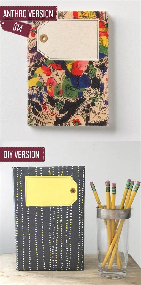 design anthropology magazine make you own tagged journal 38 anthropologie hacks